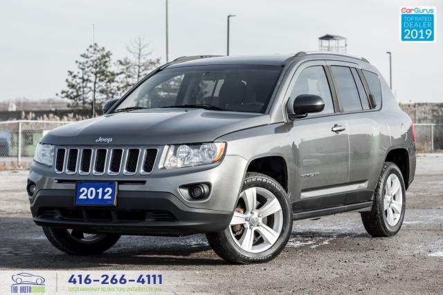 2012 Jeep Compass 4x4 Certified New Tires Finance Serviced Clean 4x4