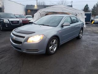 Used 2009 Chevrolet Malibu 4DR SDN 1LT for sale in Lemoyne, QC