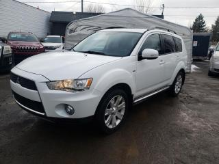 Used 2013 Mitsubishi Outlander 4WD 4dr XLS for sale in Lemoyne, QC