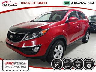 Used 2015 Kia Sportage LX* SIEGES CHAUFFANTS* A/C* BLUETOOTH* for sale in Québec, QC