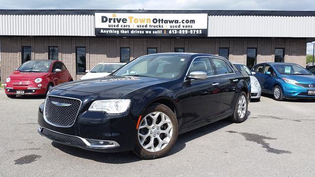 2017 Chrysler 300 300C Platinum AWD