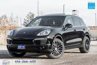 Used 2014 Porsche Cayenne Navigation|Leather|20