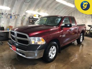 Used 2017 RAM 1500 4X4 * Quad cab * 5.7L HEMI VVT V8 engine with FuelSaver MDS * ow package * 17 Inch alloy rims * Box insert * Tonneau cover * Rear locking tailgate * T for sale in Cambridge, ON