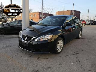 Used 2019 Nissan Sentra SV | Power Sunroof | No Accidents | Heated Seats for sale in North York, ON