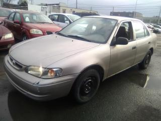 Used 1998 Toyota Corolla 4DR SDN for sale in Longueuil, QC