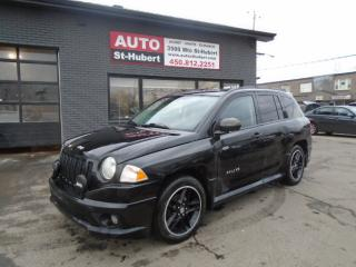 Used 2009 Jeep Compass RALLY 4X4 for sale in St-Hubert, QC