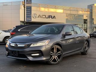 Used 2017 Honda Accord Touring V6 TOURING | LEATHER | REMOTESTART | NOACCIDENTS | for sale in Burlington, ON