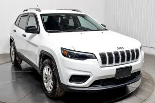 Used 2019 Jeep Cherokee SPORT AWD A/C CAMÉRA DE RECUL MAGS for sale in Île-Perrot, QC