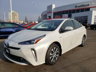 New 2020 Toyota Prius Technology 0% Financing For 60 Months for sale in Etobicoke, ON