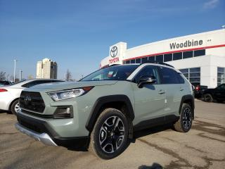 New 2020 Toyota RAV4 Trail TRAIL for sale in Etobicoke, ON