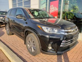 New 2019 Toyota Highlander XLE AWD for sale in Etobicoke, ON
