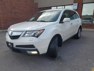 Used 2010 Acura MDX AWD 4dr for sale in Scarborough, ON