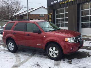 Used 2008 Ford Escape FWD 4dr V6 XLT for sale in Brantford, ON