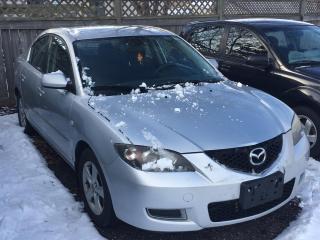 Used 2008 Mazda MAZDA3 for sale in Brantford, ON