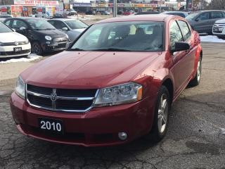Used 2010 Dodge Avenger 4dr Sdn R/T for sale in Brantford, ON