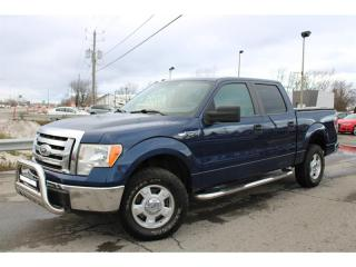 Used 2010 Ford F-150 4WD SuperCrew 145 XLT 6 PASS. for sale in Ste-Catherine, QC