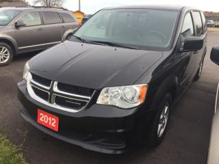 Used 2012 Dodge Grand Caravan SE for sale in Alliston, ON