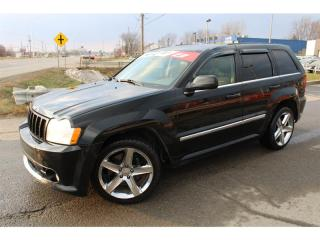 Used 2007 Jeep Grand Cherokee 4WD 4dr SRT-8 TOIT OUVRANT MAGS!!! for sale in Ste-Catherine, QC