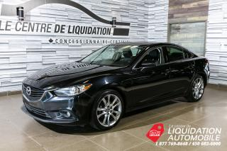 Used 2014 Mazda MAZDA6 GT+TOIT+MAGS+CUIR for sale in Laval, QC