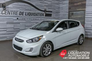 Used 2013 Hyundai Accent GLS+TOIT+MAGS for sale in Laval, QC