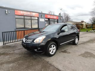 Used 2013 Nissan Rogue SV|SUNROOF|BLUETOOTH|AUX for sale in St. Thomas, ON