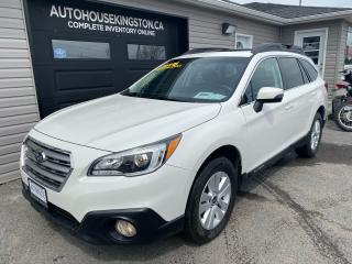 Used 2017 Subaru Outback TOURING PACKAGE for sale in Kingston, ON