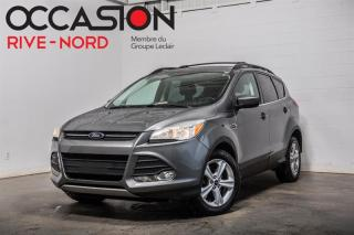 Used 2014 Ford Escape SE AWD 1.6 MAGS+BLUETOOTH+SIEGES.CHAUFFANTS for sale in Boisbriand, QC