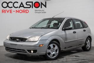 Used 2005 Ford Focus Hatchback ZX5 SES for sale in Boisbriand, QC