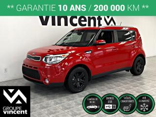 Used 2015 Kia Soul EX ** GARANTIE 10 ANS ** Urbain et amusant! for sale in Shawinigan, QC