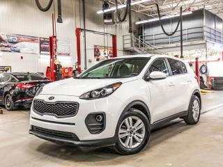 Used 2017 Kia Sportage **LX+GARANTIE 10ANS/200,000KM+MAGS+BLUETOOTH+A/C** **LX+GARANTIE 10ANS/200,000KM+MAGS+BLUETOOTH+A/C** for sale in Laval, QC