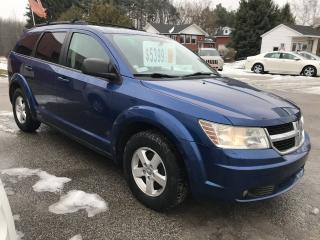 Used 2009 Dodge Journey SE for sale in Oro Medonte, ON