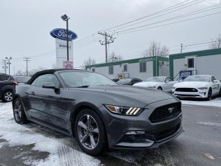 Used 2017 Ford Mustang Décapotable 3,7L for sale in St-Eustache, QC