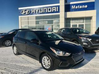 Used 2019 Hyundai Accent 5 portes hatch back automatique for sale in Matane, QC