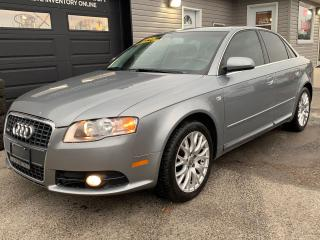Used 2008 Audi A4 S-Line 2.0T Quattro for sale in Kingston, ON