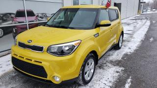 Used 2015 Kia Soul LX SIEGES CHAUFFANTS, BLUETOOTH, PNEUS D,HIVER for sale in Montréal, QC