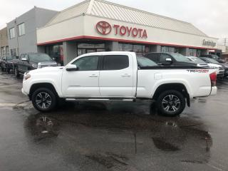 Used 2017 Toyota Tacoma TRD 4X4 SPORT WITH REVERSE PARKING CAMERA for sale in Cambridge, ON