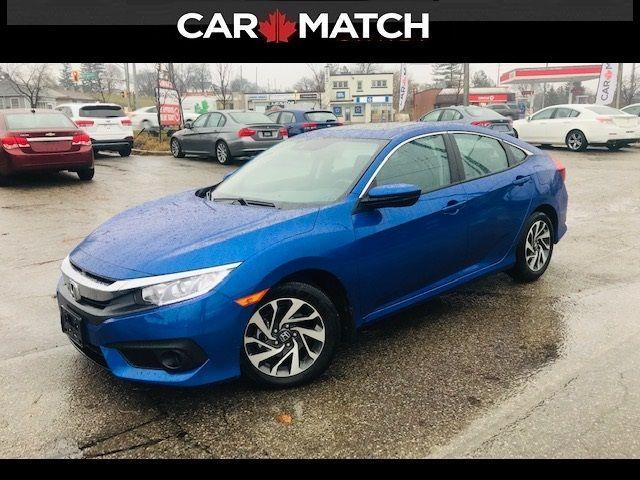 2018 Honda Civic EX / SUNROOF / NO ACCIDENTS