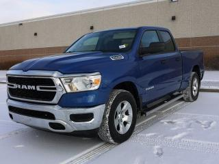 New 2019 RAM 1500 Tradesman 4x4 Quad Cab / Back Up Camera for sale in Edmonton, AB