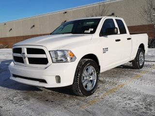 New 2019 RAM 1500 Classic Express 4x4 Quad Cab / Back Up Camera for sale in Edmonton, AB