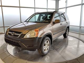 Used 2003 Honda CR-V EX for sale in Edmonton, AB