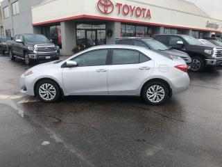 Used 2017 Toyota Corolla LE HEATED SEATS REVERSE PARKING CAMERA & MORE for sale in Cambridge, ON