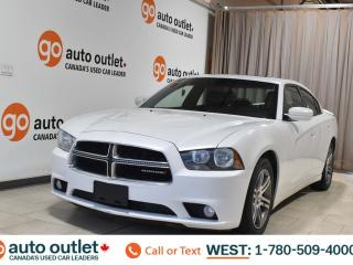 Used 2014 Dodge Charger Sxt, 3.6L V6, Rwd, Front & rear leather heated seats, Heated steering wheel, Backup camera, Bluetooth for sale in Edmonton, AB