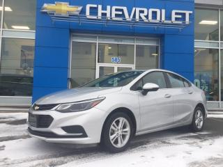 Used 2018 Chevrolet Cruze LT+, 0% D'INTERET for sale in Ste-Marie, QC