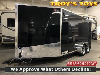 Used 2020 Canadian Trailer Company 7x14 V-Nose Cargo Tailer for sale in Guelph, ON