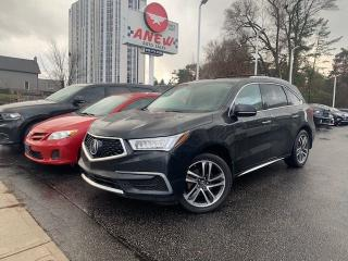 Used 2017 Acura MDX Nav Pkg for sale in Cambridge, ON