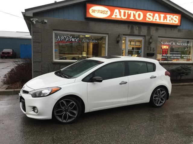 2015 Kia Forte5 SX Luxury