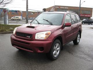 Used 2005 Toyota RAV4 for sale in Toronto, ON