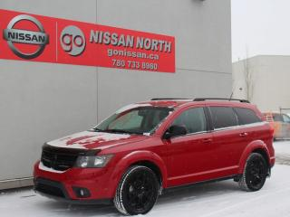 Used 2015 Dodge Journey SXT/ONE OWNER/REAR DVD for sale in Edmonton, AB