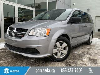 Used 2014 Dodge Grand Caravan SE STOWnGO FRONT DUAL & REAR CLIMATE CONTROL for sale in Edmonton, AB