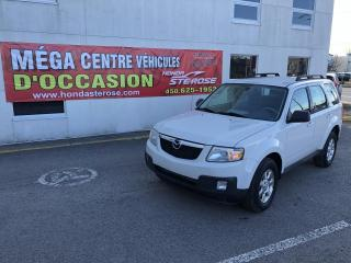Used 2009 Mazda Tribute GX AWD DISPONIBLE DU 4 AU 11 DECEMBRE for sale in Laval, QC